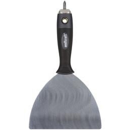 WOLFCRAFT Breitspachtel, Länge: 25,5 cm, Stahl