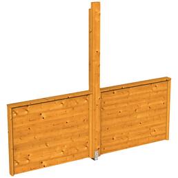 SKANHOLZ Brüstung »Toulouse«, BxH: 270 x 106 cm, eiche hell, Holz