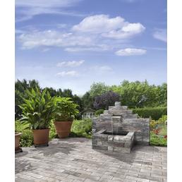 EHL Brunnen-Set, BxLxH: 70 x 180 x 120 cm, Beton