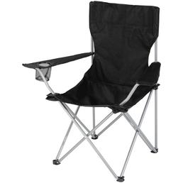 Camping-Stuhl »N/A«, BxHxT: 87 x 90 x 53 cm, Stahl/Polyester