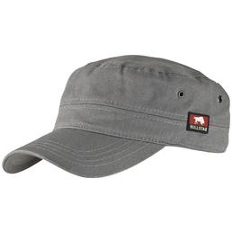 BULLSTAR Cap »Army«, Baumwolle, grau