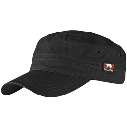 BULLSTAR Cap »Army«, Baumwolle, schwarz