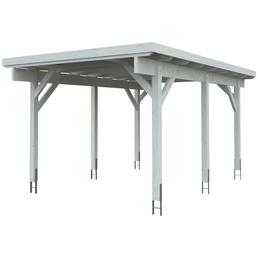 Kiehn-Holz Carport, anthrazit