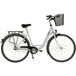 HAWK Cityrad »Wave Premium Plus«, 28 Zoll, Damen