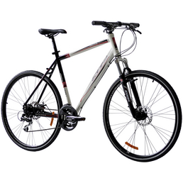 KCP Crossbike »Urbano 1.0 Gent«, 28 Zoll, 24-Gang, Herren