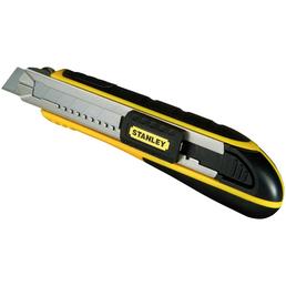 STANLEY Cutter Fatmax, 0-10-481, Schwarz | Gelb, Metall