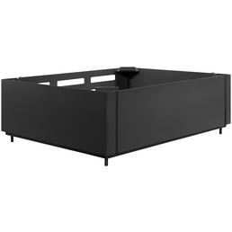 JUSTUS D-Block, BxL: 40,5 x 50,5 cm, Stahl