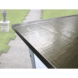 WEKA Dachbahn für Gartenhäuser, BxT: 100 x cm, Bitumen
