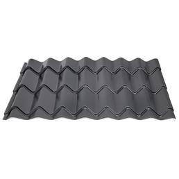 DS Stålprofil Dachpfannenprofil »Markant 200«, BxL: 1080 x 580 mm, Stahl/Polyester