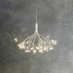 Luca Lighting Dandelion, rund, ø: 20 cm, Netzbetrieb