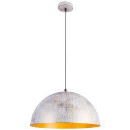 Deckenleuchte »SANDRA« weiß 60 W, 1-flammig, E27, inkl. Leuchtmittel