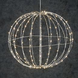 Luca Lighting Deko-Kugel, rund, ø: 40 cm, Netzbetrieb