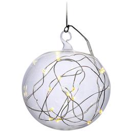 Krinner Deko-Lichtkugel »Lumix Light Ball«, rund, Höhe: 11,5 cm, batterie