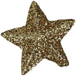 CASAYA Dekoration Stern, Format: 1,5 x 1,5 x 0,5, 50 Stück
