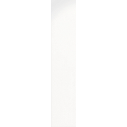 RENOVO Dekorpaneele »Monte Blanca«, weiß, foliert, Holz, Stärke: 10 mm, mit Rundfuge
