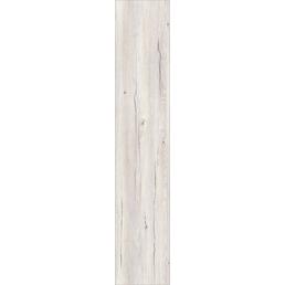 RENOVO Dekorpaneele »Monte Labro«, weiß, foliert, Holz, Stärke: 10 mm, mit Rundfuge