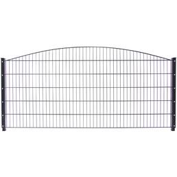 FLORAWORLD Dekorzaun-Matte, aus Stahl, L x H: 250 x 80 cm, 1 Stück