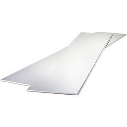 MODERNA Design-Paneel »moderna urbano«, weiß, foliert, Holz, Stärke: 10 mm, mit Mini-Fuge