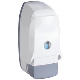 WENKO Desinfektionsmittelspender »Assolo«, Kunststoff, weiß/grau, 450 ml