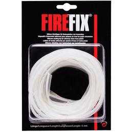FIREFIX® Dichtlippe, BxL: 1,65 x 500cm, Silikon, für: Wohnbereich