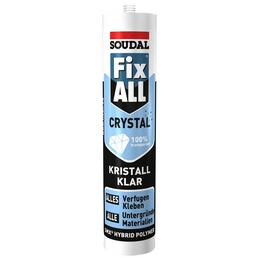 SOUDAL Dichtstoff »Fix ALL Crystal«, transparent, 290 l