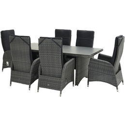 Diningset »Jardel«, 6 Sitzplätze, inkl. Auflagen