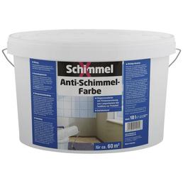SCHIMMELX Dispersionsfarbe »Anti-Schimmel-Farbe«, Weiß