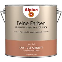 ALPINA Dispersionsfarbe »Feine Farben«, Duft des Orients, matt