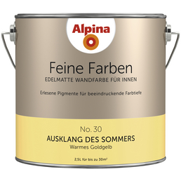 ALPINA Dispersionsfarbe »Feine Farben«, matt