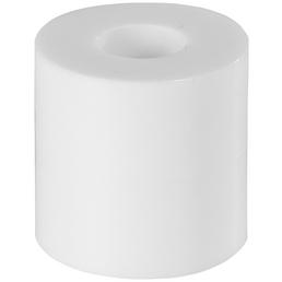 GAH ALBERTS Distanzhülsen, Kunststoff, weiß, 10 Stück