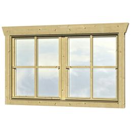 SKANHOLZ Doppelfenster, BxH: 78,5 x 70,5 cm, Holz