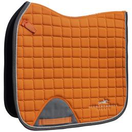 Schockemöhle Sports Dressurschabracke »Power Pad DL«, orange/grey, Baumwolle/Mikrofaser/Polyester