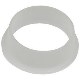 GECCO Drückerführung, Kunststoff, weiß, 4 Stück