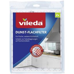 VILEDA Dunstfilter, 2x Dunstfilter, Einweghandschuhe