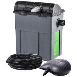 HEISSNER Durchlauffilter-Set, 3.300 l/h