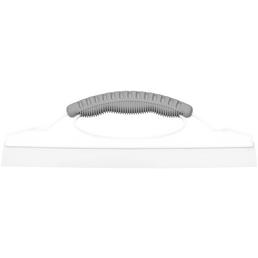 Duschabzieher, Höhe: 10 cm, weiß