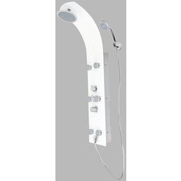 SCHÜTTE Duschsystem »Lanzarote«, Höhe: 132,8 cm, weiß
