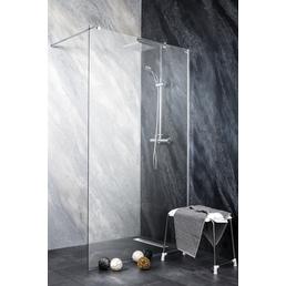 SANOTECHNIK Duschtrennwand »Freedom«, B x H: 128 x 195 cm, Sicherheitsglas