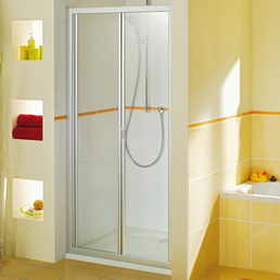 BREUER Duschtür »Fara 4«, Falttür, BxH: 90 x 185 cm