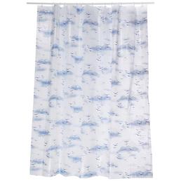 KLEINE WOLKE Duschvorhang »Sky«, BxH: 180 x 200 cm, Tiere, blau