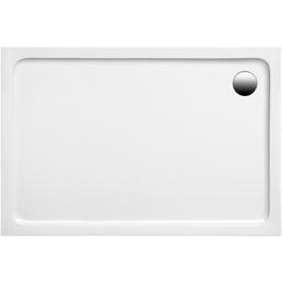 OTTOFOND Duschwanne »Aruba«, BxT: 80 x 100 cm, weiß