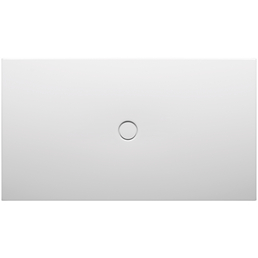 BETTE Duschwanne »BETTEFLOOR«, BxT: 90 x 120 cm, weiß