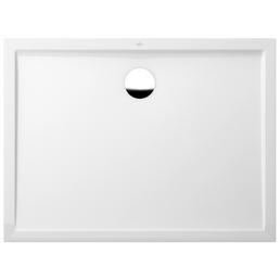 VILLEROY & BOCH Duschwanne »Futurion Flat«, BxT: 90 x 120 cm, weiß