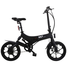 "SXT SCOOTERS E-Bike, 16 "", 3-Gang, 5.2Ah"