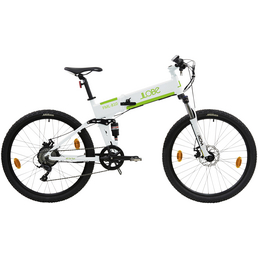 "LLOBE E-Bike, 26 "", 9-Gang, 10.4 Ah"