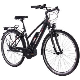 """CHRISSON E-Bike City, 31 """", 7-Gang, 8.3 Ah"""