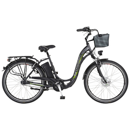 "DIDI THURAU E-Bike City »Alu City Comfort 7 Plus«, 28"", 7-Gang, 12.8 Ah"