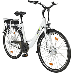"LLOBE E-Bike City Damen, 28 "", 3-Gang, 10.4Ah"