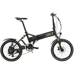 """LLOBE E-Bike »City III«, 20 """", 7-Gang, 10.4Ah"""