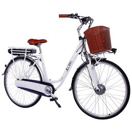 """LLOBE E-Bike City »Motion 2.0«, 28"""", 7-Gang, 15.6 Ah"""